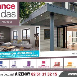 Ambiance Vérandas, portes ouvertes à Aizenay