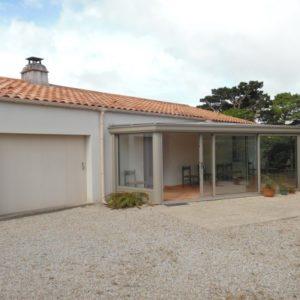 Fabrication et pose de véranda en Vendée