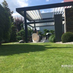 Pergola Bio climatique en Sud Loire